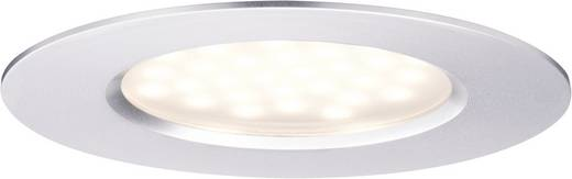 Paulmann LED-opbouwlamp 9 W Warm-wit Micro Line Platy Aluminium 93547 Set van 3