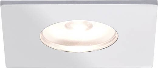 Paulmann Mini 93550 LED-inbouwlamp Set van 5 5 W Warm-wit Chroom