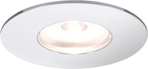 Paulmann Mini 93551 LED-inbouwlamp Set van 5 5 W Warmwit Chroom