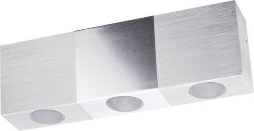 Buiten LED-wandlamp Aluminium (geborsteld), Chroom 3 W Paulmann Special Line Trendy 93763