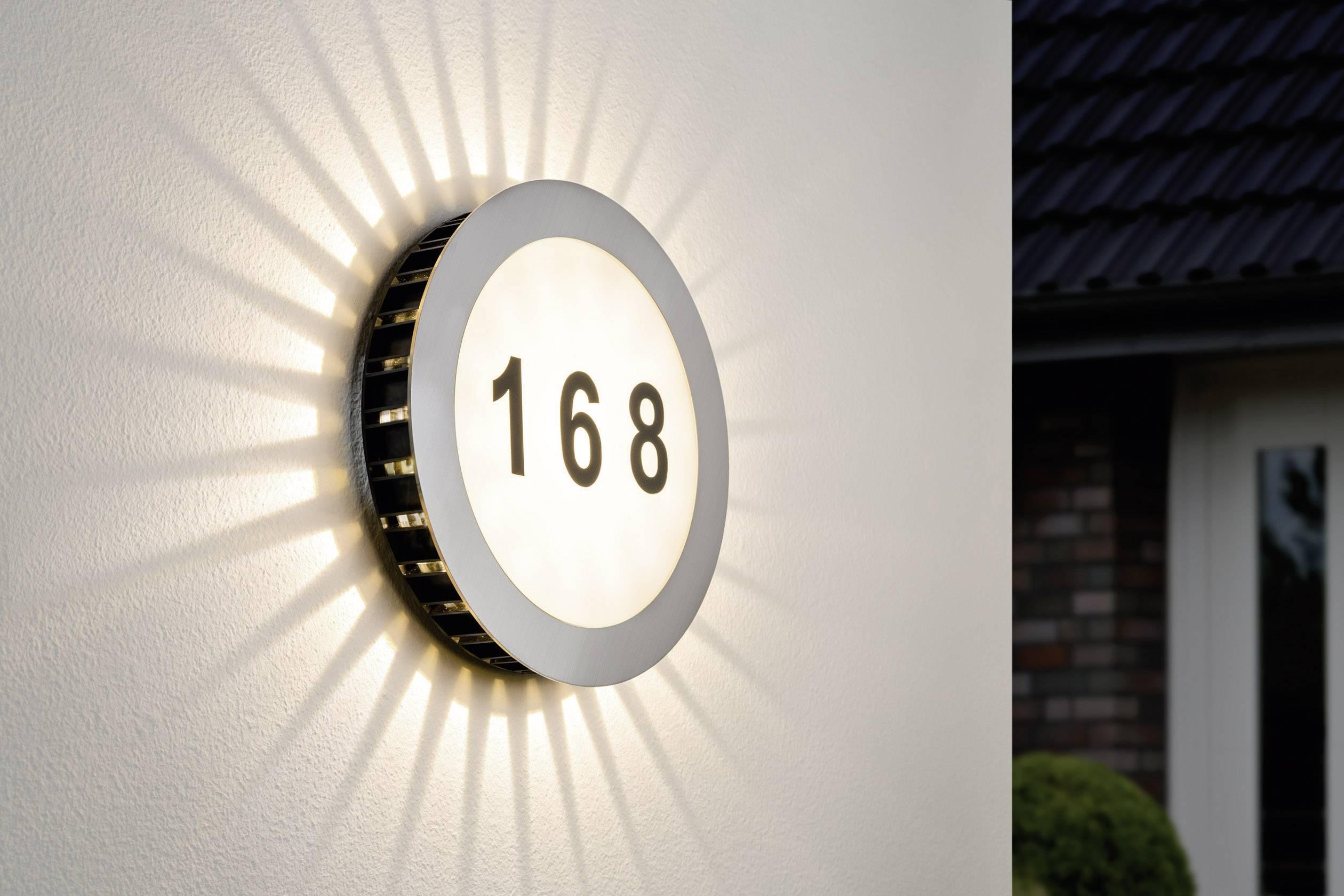 led huisnummerverlichting sun