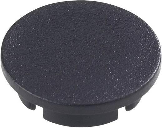 Thomsen 4309.0031 Afdekkap Zwart Geschikt voor Ronde knop 15 mm 1 stuks