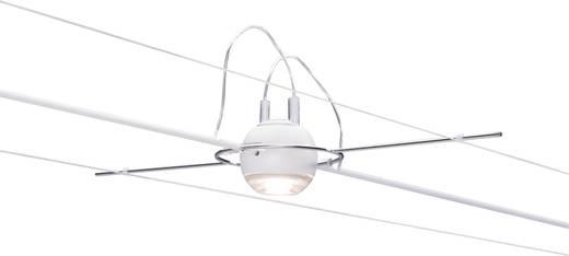 Paulmann Ball 230V-kabelsysteem lamp AirLED LED vast ingebouwd 5 W LED Wit