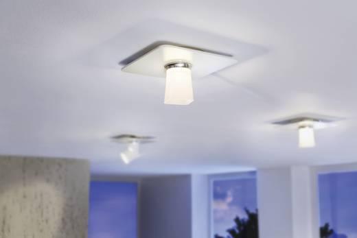 PadLED-systeem lamp 1x 10 watt wit/chroom