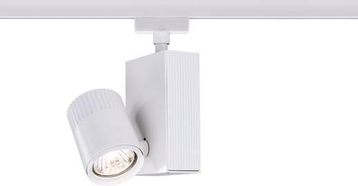 URail-systeem Light&Easy Spot Tecno 1x 50W GU 5,3 wit 230V metaal