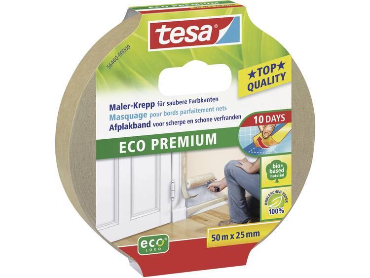 Tesa eco premium afplakband 25 m x 50 mm