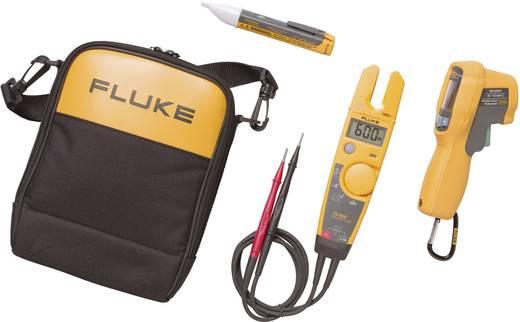 Fluke T5-600/62MAX+/1AC kit Stroomtang, Multimeter Digitaal Kalibratie: Zonder certificaat CAT III 600 V Weergave (counts): 4000
