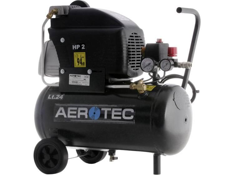 Aerotec 220-24FC persluchtcompressor 24 l 8 bar