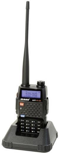 MAAS Elektronik Amateur portofoon AHT-9-UV Duoband 1335 AHT-9-UV