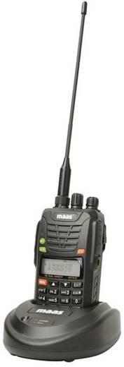 MAAS Elektronik Amateur portofoon AHT-6-UV Duoband 1239 AHT-6-UV