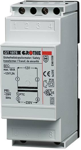 Grothe 14101 Beltransformator 12 V/AC 1.5 A