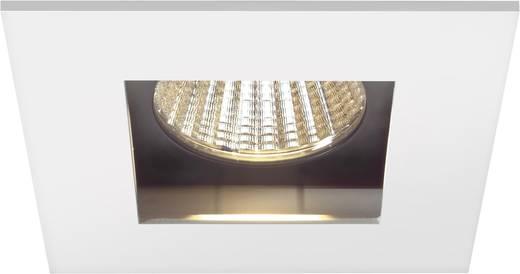 Sygonix Equi 12597R LED-inbouwlamp 10.5 W Warmwit Wit