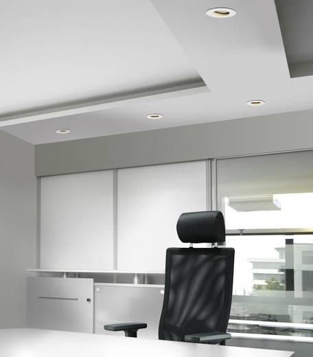 Sygonix Equi 12595V LED-inbouwlamp 10.5 W Warm-wit Wit