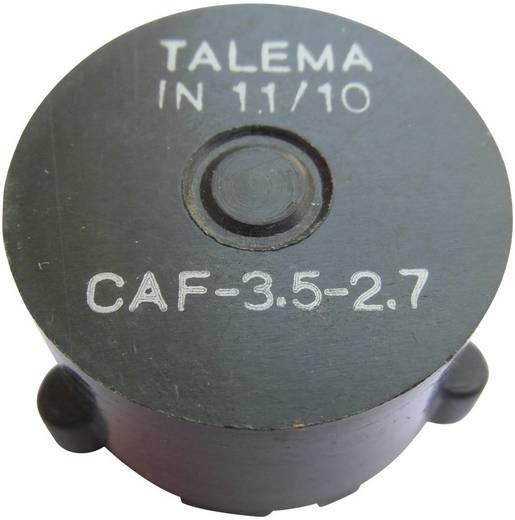 Spoel Plat, Ingekapseld SMT Rastermaat 15 mm 27 mH Talema CAF-0,5-27 1 stuks