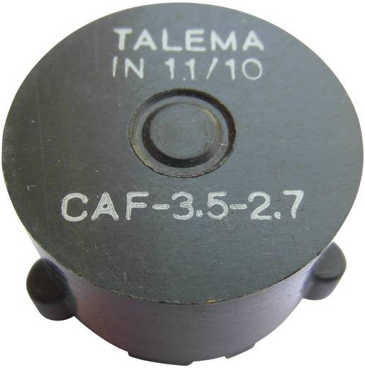 Spoel Plat, Ingekapseld SMT Rastermaat 15 mm 3.3 mH 1.5 A Talema CAF-1,5-3,3 1 stuks