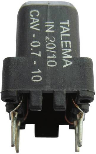 Spoel Verticaal, Ingekapseld SMT Rastermaat 5 mm 47 mH Talema CAV-0,4-47 1 stuks