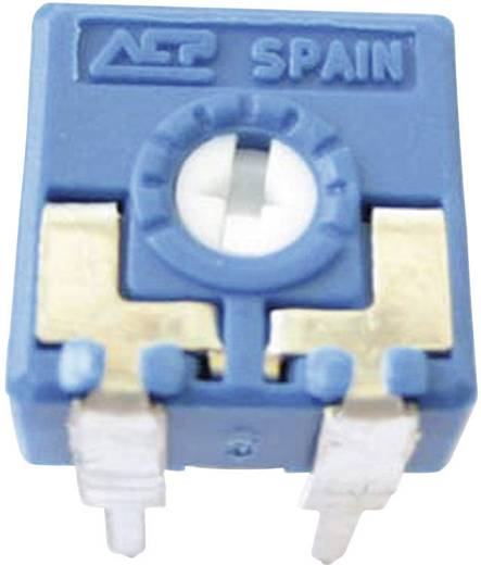 ACP CA9PV10-100KA2020 Koolfilmtrimmer Lineair 0.15 W 100 kΩ 220 ° 240 ° 500 stuks
