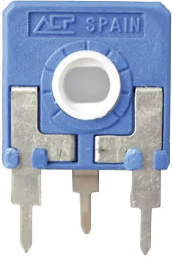ACP CA14NH5-100KA2020 Koolfilmtrimmer Lineair 0.25 W 100 kΩ 245 ° 265 ° 200 stuks