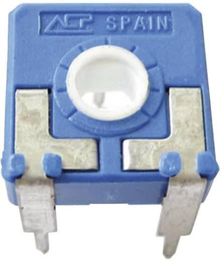 ACP CA14NV12,5-1MA2020 Koolfilmtrimmer Lineair 0.25 W 1 MΩ 245 ° 265 ° 200 stuks