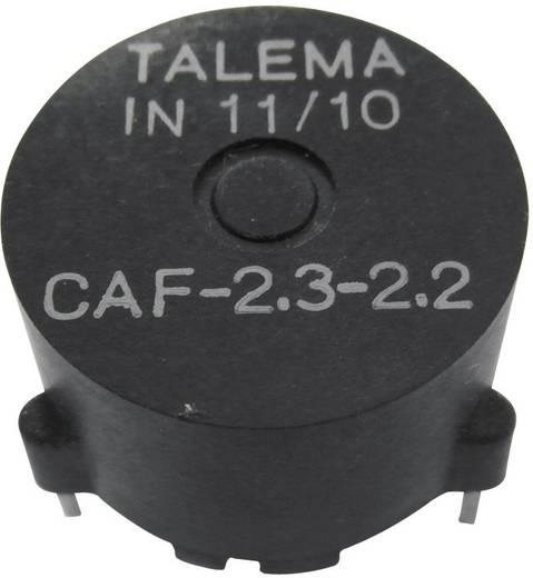 Spoel Plat, Ingekapseld Radiaal bedraad 2.7 mH 3.5 A Talema CAF-3,5-2,7 1 stuks