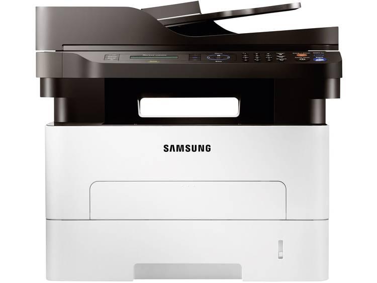 Samsung Xpress M2875FD Multifunctionele laserprinter A4 Printen, Scannen, Kopiëren, Faxen LAN, Duplex, ADF