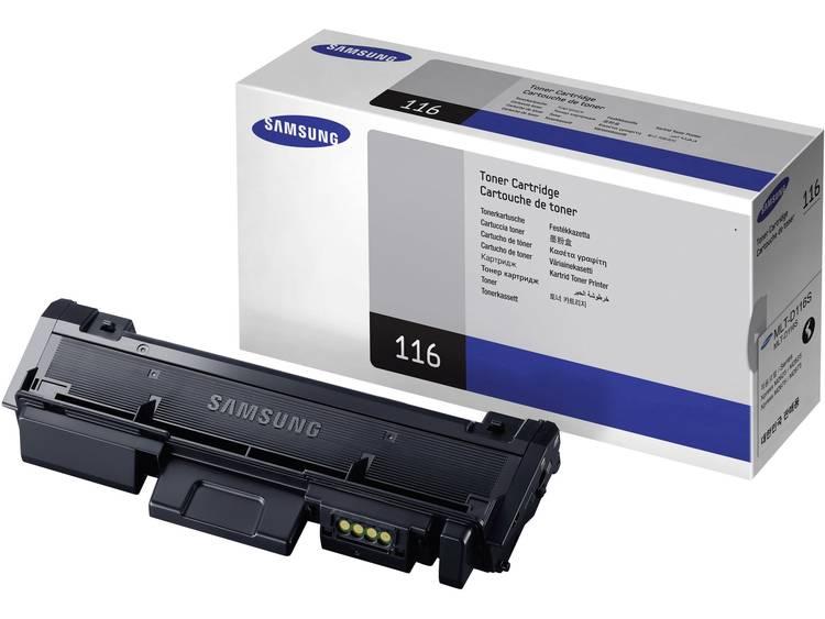 Samsung Tonercassette MLT D116S SU840A Origineel Zwart 1000 bladzijden
