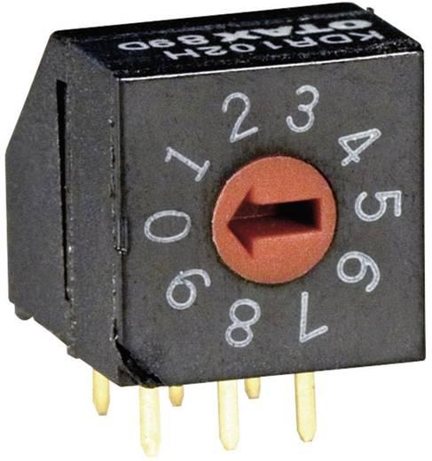 OTAX KDR-102H Codeerschakelaar BCD 0-9 Schakelposities 10 45 stuks
