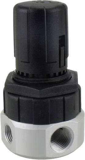 """ICH ICHMRS-06 Persluchtreduceer toestel (klein) aansluiting: G1/8"""" Werkdruk: P1=10 P2=0,5~8 Bar, incl. paneelmoer"""