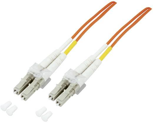 EFB Elektronik Glasvezel Aansluitkabel [1x LC-stekker - 1x LC-stekker] 50/125µ 10 m