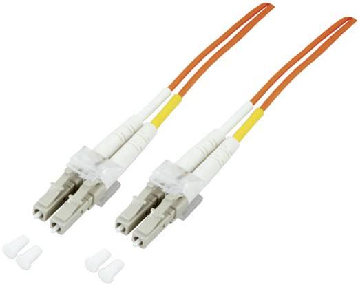 EFB Elektronik Glasvezel Aansluitkabel [1x LC-stekker - 1x LC-stekker] 50/125µ 7.50 m