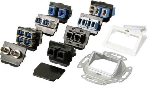 EFB-Elektronik glasvezeldoos multisysteem RAL1013