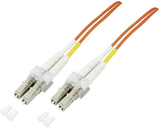 EFB Elektronik Glasvezel Aansluitkabel [1x LC-stekker - 1x LC-stekker] 50/125µ 3 m