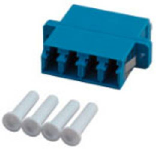 EFB Elektronik koppeling LC / SC duplex 4x singlemode Blauw