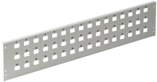 EFB Elektronik 53604.4 Verdeelplaat Zilver