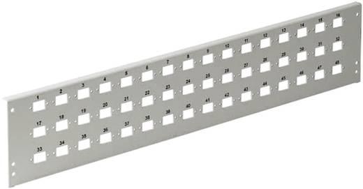 EFB Elektronik 53604.3 Verdeelplaat Zilver