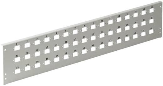 EFB Elektronik 53604.2 Verdeelplaat Zilver