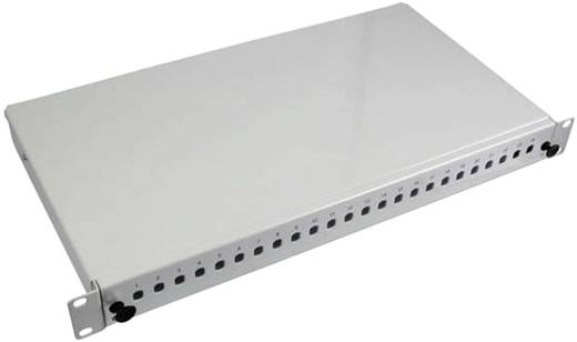 EFB Elektronik 53601.2 Glasvezel splitterbox 12 poorten ST Niet ingericht 1 HE