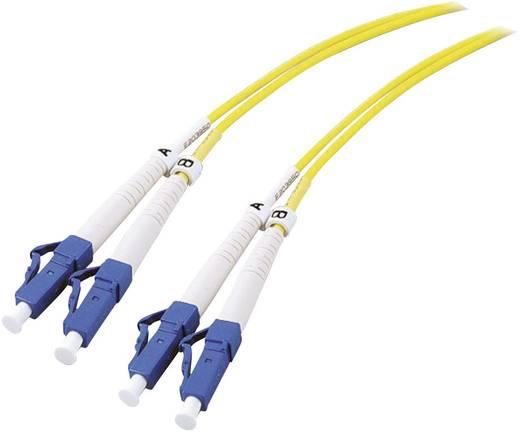 EFB Elektronik Glasvezel Aansluitkabel [1x LC-stekker - 1x LC-stekker] 9/125µ 3 m