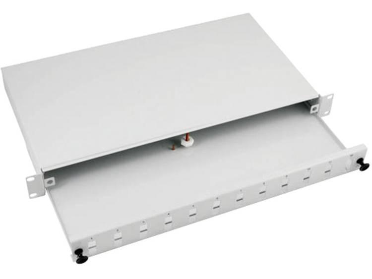 Glasvezel splitterbox EFB Elektronik 53600.7 6 poorten SC Niet ingericht 1 HE
