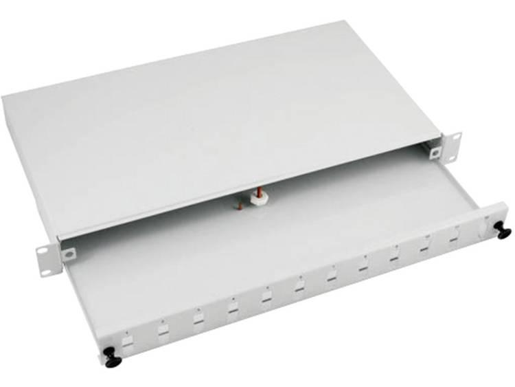 Glasvezel splitterbox EFB Elektronik 53600.4 12 poorten SC Niet ingericht 1 HE