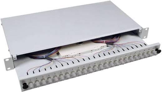 Glasvezel splitterbox EFB Elektronik B71006.12OM3 12 poorten ST Ingericht 1 HE