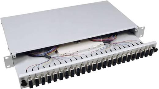 EFB Elektronik B71203.12OM3 Glasvezel splitterbox 12 poorten SC Ingericht 1 HE