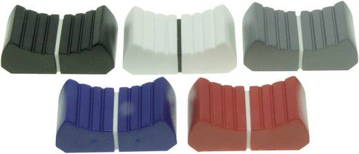 ALPS 76621 Faderknop Grijs (l x b) 13 mm x 25 mm 1 stuks