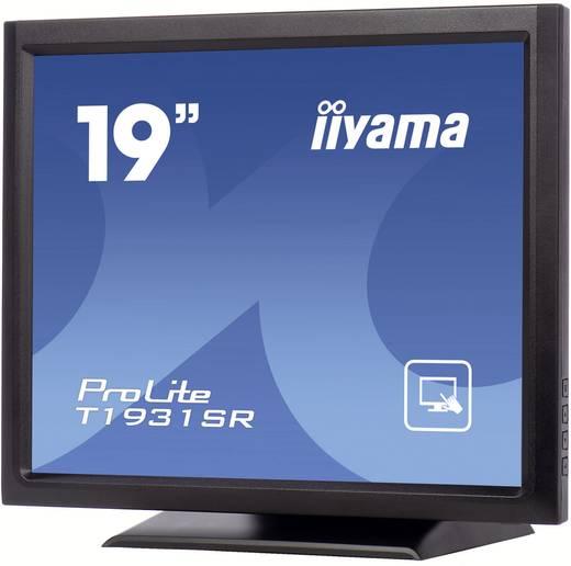 Iiyama T1931SR-B1 Touchscreen monitor 48.3 cm (19 inch) 5:4 5 ms VGA, DVI