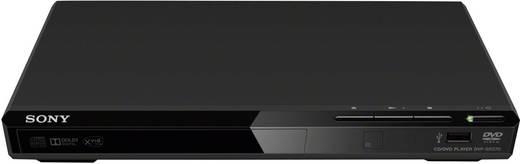 Sony DVP-SR370B DVD-speler Zwart