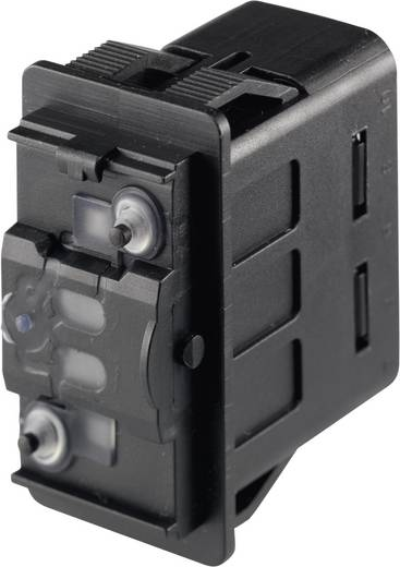Marquardt 3250.0367 Auto wipschakelaar 12 V/DC, 24 V/DC 10 A 2x aan/uit/aan vergrendelend IP66/IP67 1 stuks