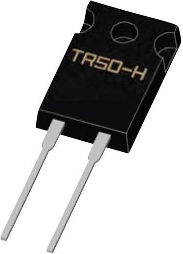 Weltron TR50FBE0100-H Vermogensweerstand 10 Ω Radiaal bedraad TO 220 50 W 1 stuks