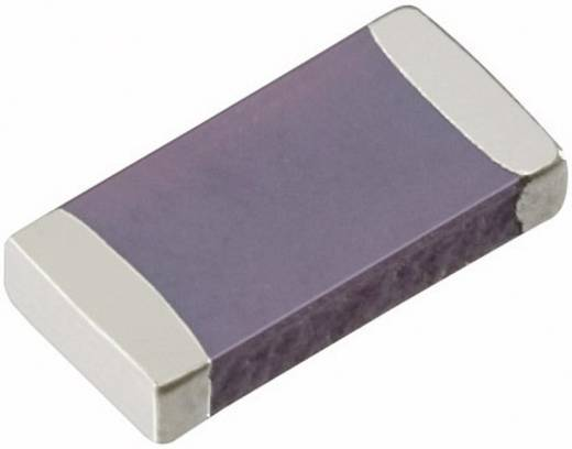 Keramische condensator SMD 1206 270 pF 50 V 10 % Yageo CC1206KRX7R9BB271 1 stuks