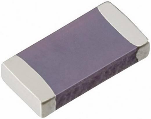 Keramische condensator SMD 1206 47 pF 50 V 5 % Yageo CC1206JRNPO9BN470 1 stuks