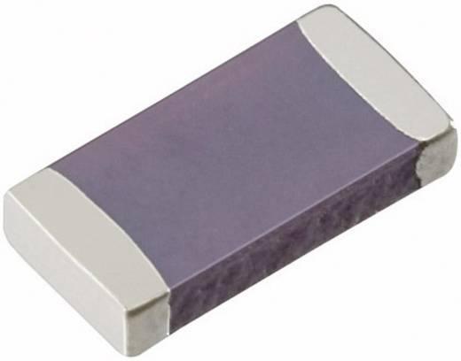 Keramische condensator SMD 1206 820 pF 50 V 5 % Yageo CC1206JRNPO9BN821 1 stuks